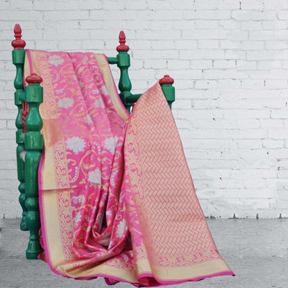 Picture of Mfab9 Banarasi Silk