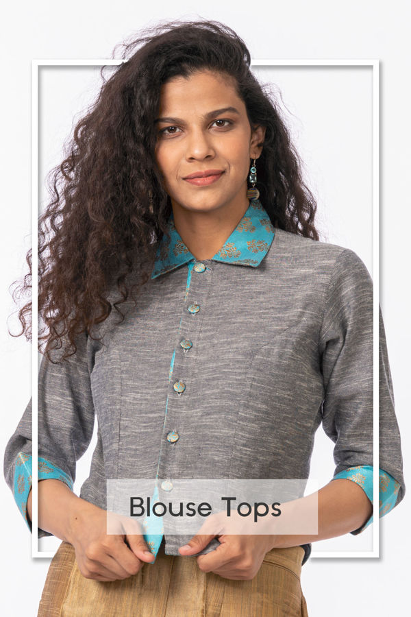 Picture for category Blouse Top