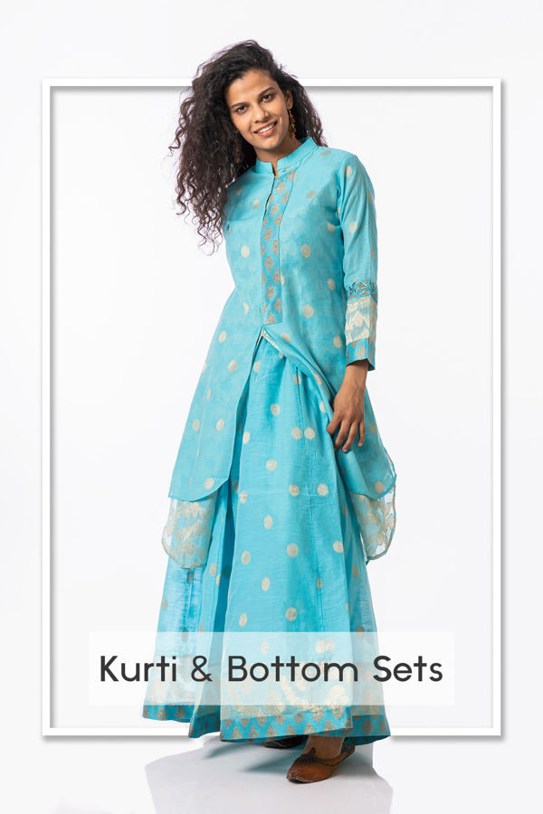 Picture for category Kurti With Bottom