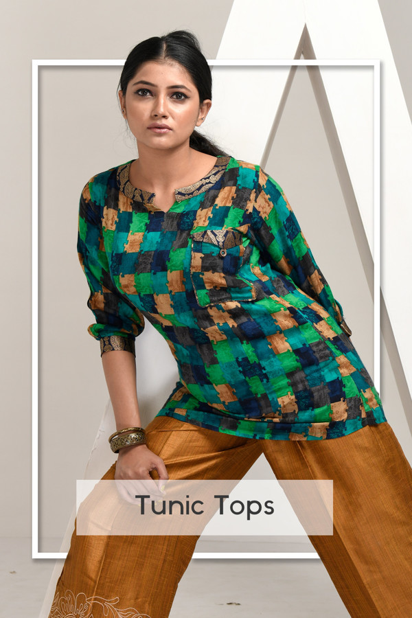 Picture for category Tunic Top