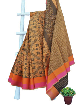 Picture of Mfab9 Chanderi Cotton Saree