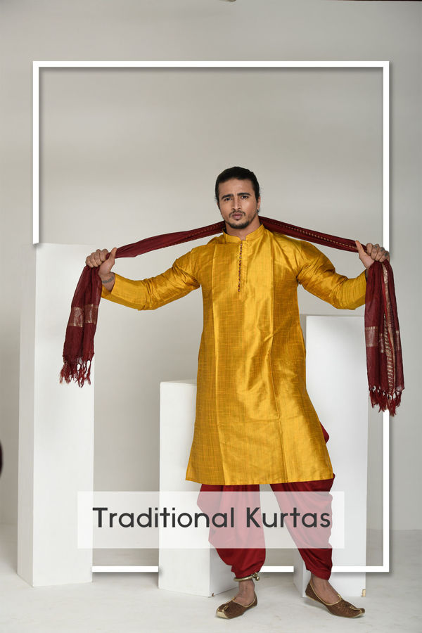Picture for category Traditional Kurta