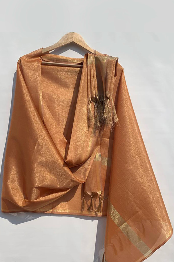 Picture of Manjore Zari Silk Dupatta