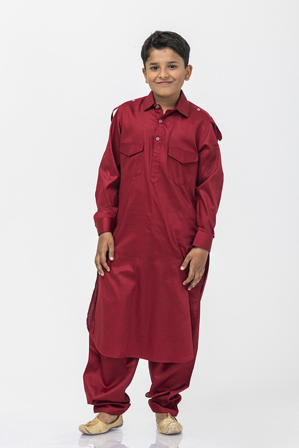 Picture of Mfab9 kids pathani suite
